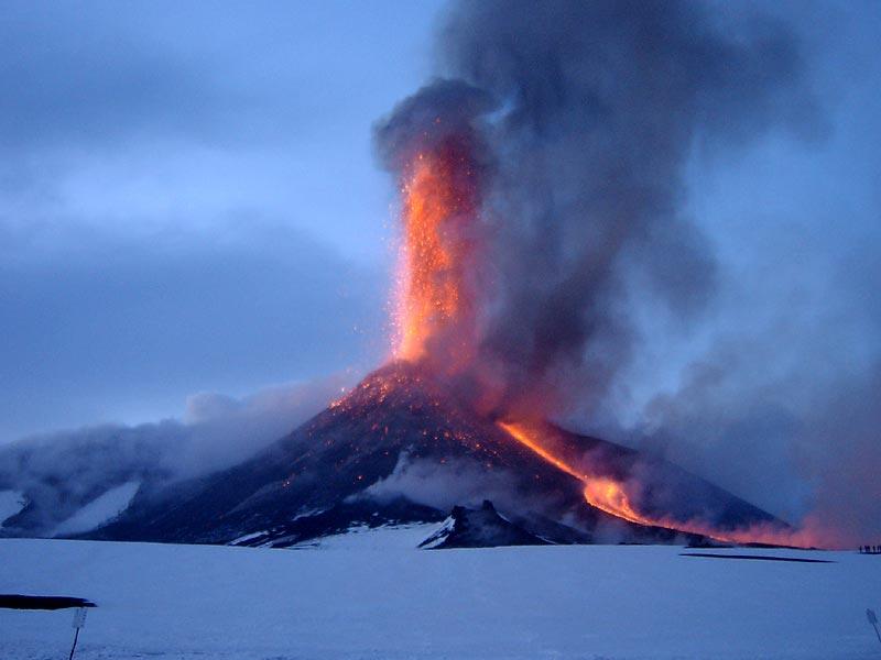 Etna e gole dell'Alcantara