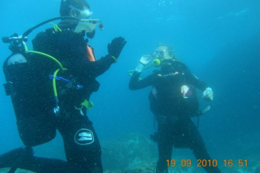 Mount Etna and Diving Tour