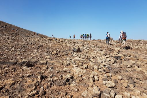 Fuerteventura North Trekking Tour