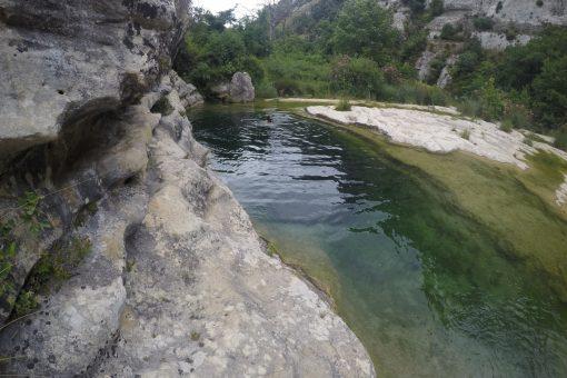Cavagrande Water Trekking